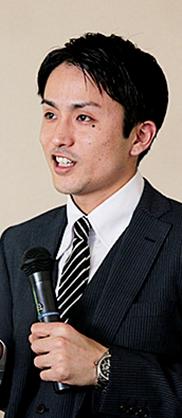 むさしの森珈琲 岐阜柳津店 マネジャー 三浦 信一郎