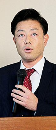 ブッフェ・ザ・フォレスト ららぽーとTOKYO-BAY店 マネジャー 谷貝 悠太